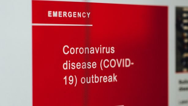Coronavirus News On Screen 3970332