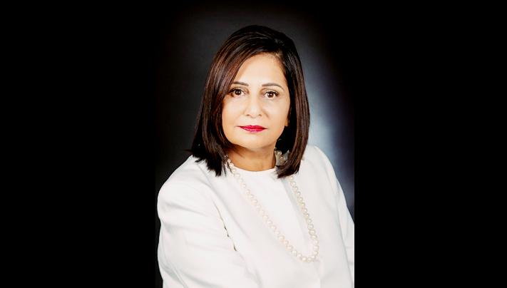Prof Gita Ramjee