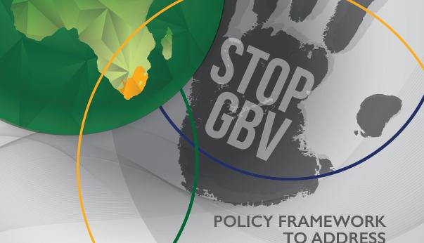 Gbv Policy Framework